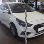 экспертиза Hyundai Solaris