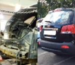 Кузовной ремонт Киа Соренто