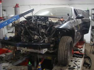 экспертиза BMW116