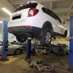 экспертиза Chevrolet Captiva