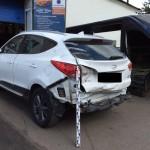 экспертиза Hyundai IX35