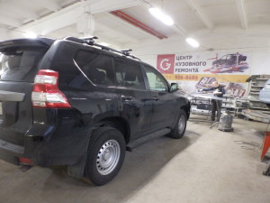 Экспертиза LAND CRUISER PRADO