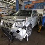 экспертиза Land Rover