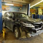 экспертиза Lexus 450D