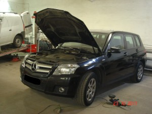 экспертиза Mercedes