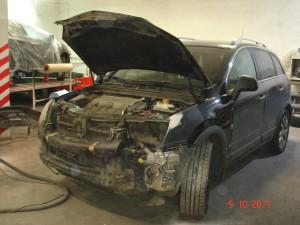 экспертиза Opel Antara