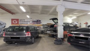 экспертиза Opel Zafira