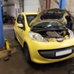 экспертиза Peugeot