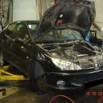 экспертиза Peugeot 206