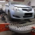 экспертиза Toyota Auris