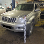 экспертиза TOYOTA LAND CRUISER PRADO