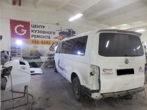 экспертиза Volkswagen Caravelle