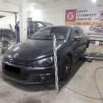 экспертиза Volkswagen Scirocco