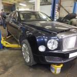 экспертиза Bentley