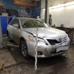 экспертиза Toyota Camry