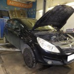 экспертиза Opel Astra