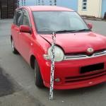 экспертиза Toyota Sienta